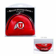 Utah Utes Golf Mallet Putter Cover