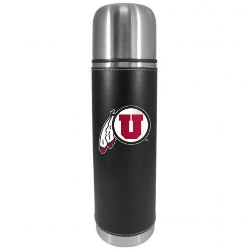 Utah Utes Graphics Thermos