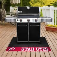 Utah Utes Grill Mat
