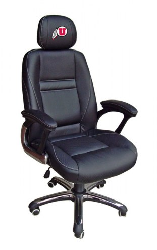 Utah Utes Head Coach Office Chair