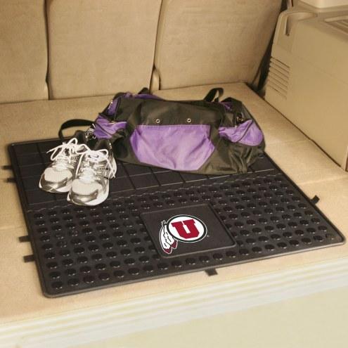 Utah Utes Heavy Duty Vinyl Cargo Mat