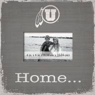 Utah Utes Home Picture Frame