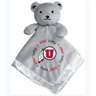 Utah Utes Infant Bear Security Blanket