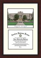 Utah Utes Legacy Scholar Diploma Frame