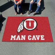 Utah Utes Man Cave Ulti-Mat Rug