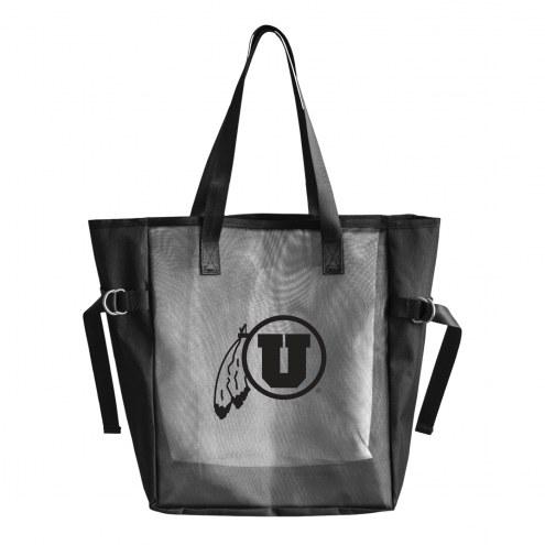 Utah Utes Mesh Tailgate Tote