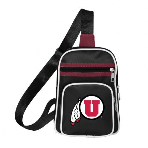 Utah Utes Mini Cross Sling Bag