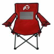 Utah Utes Monster Mesh Tailgate Chair