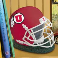 Utah Utes NCAA Helmet Bank