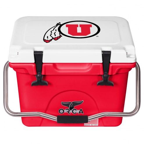 Utah Utes ORCA 20 Quart Cooler