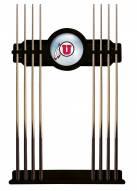 Utah Utes Pool Cue Rack