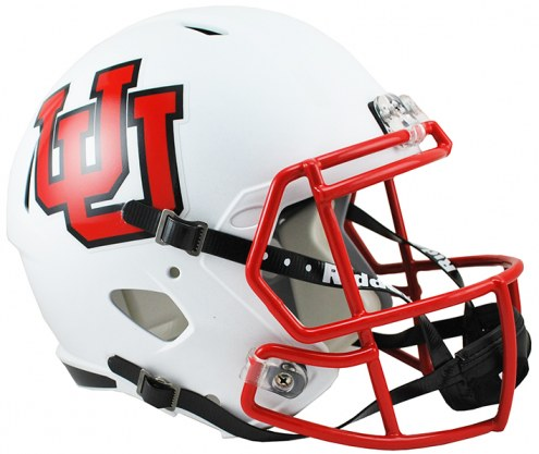 Utah Utes Riddell Speed Mini Collectible Throwback Football Helmet