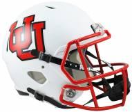 Utah Utes Riddell Speed Collectible Throwback Football Helmet