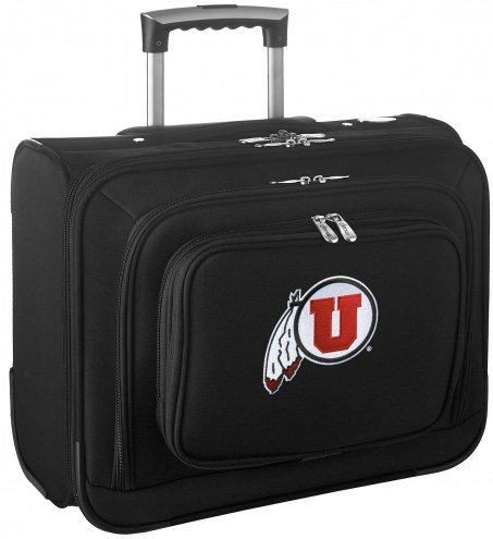 Utah Utes Rolling Laptop Overnighter Bag