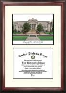 Utah Utes Scholar Diploma Frame