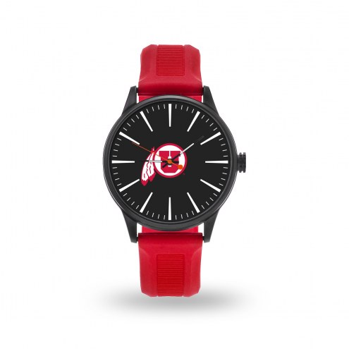 Utah Utes Sparo Men's Cheer Watch