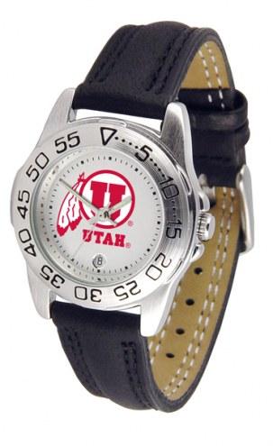 Utah Utes Sport Women's Watch