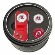 Utah Utes Switchfix Golf Divot Tool & Ball Markers