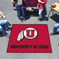 Utah Utes Tailgate Mat