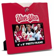 Utah Utes Uniformed Picture Frame
