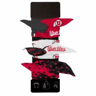 Utah Utes Wired Hair Tie