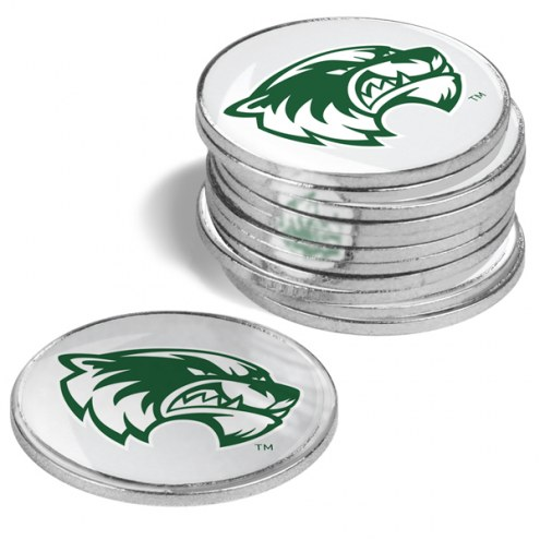 Utah Valley Wolverines 12-Pack Golf Ball Markers