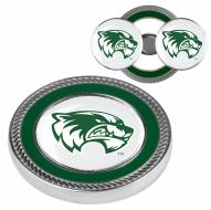 Utah Valley Wolverines Challenge Coin with 2 Ball Markers