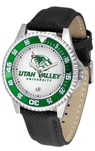 Utah Valley Wolverines Competitor Men's Watch