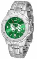 Utah Valley Wolverines Competitor Steel AnoChrome Men's Watch
