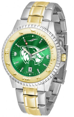 Utah Valley Wolverines Competitor Two-Tone AnoChrome Men's Watch