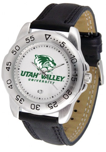 Utah Valley Wolverines Sport Men's Watch