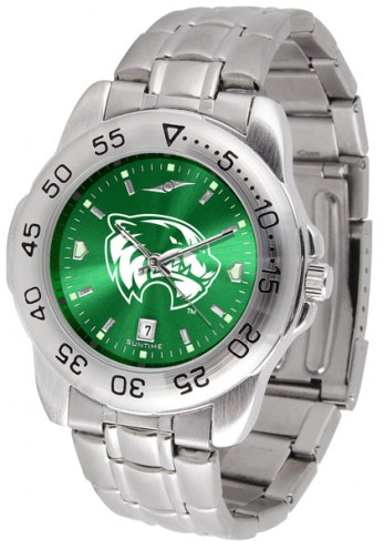 Utah Valley Wolverines Sport Steel AnoChrome Men's Watch