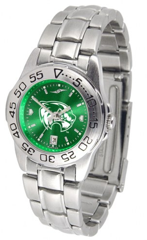 Utah Valley Wolverines Sport Steel AnoChrome Women's Watch