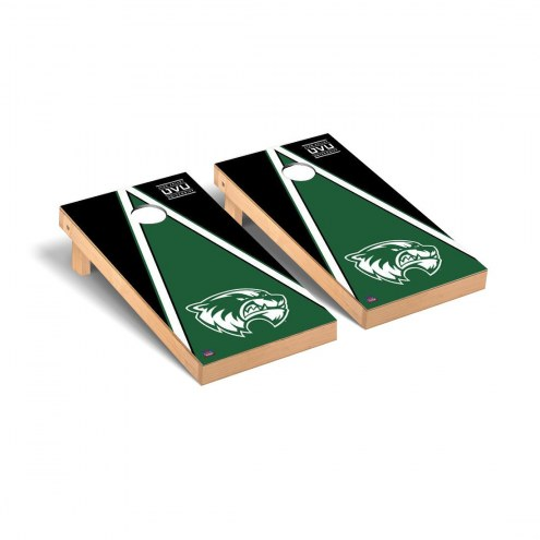 Utah Valley Wolverines Triangle Cornhole Game Set