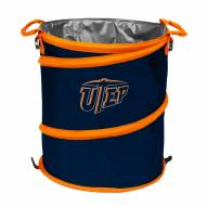 UTEP Miners Collapsible Laundry Hamper
