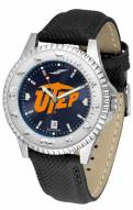 UTEP Miners Competitor AnoChrome Men's Watch