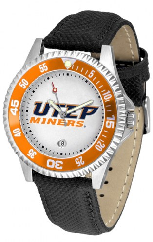 UTEP Miners Competitor Men's Watch