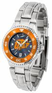 UTEP Miners Competitor Steel AnoChrome Women's Watch - Color Bezel