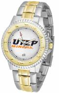 UTEP Miners Competitor Two-Tone Men's Watch