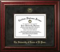 UTEP Miners Executive Diploma Frame