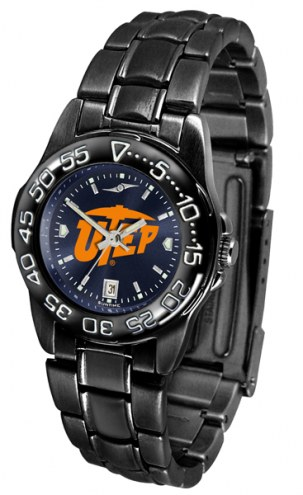 UTEP Miners FantomSport AnoChrome Women's Watch