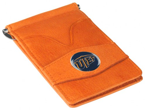 UTEP Miners Orange Player's Wallet