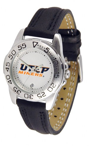 UTEP Miners Sport Women's Watch