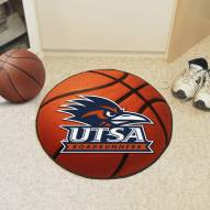 Texas San Antonio Roadrunners Basketball Mat