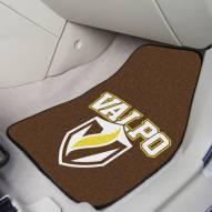 Valparaiso Crusaders 2-Piece Carpet Car Mats