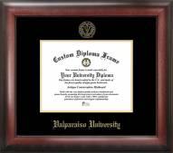 Valparaiso Crusaders Gold Embossed Diploma Frame