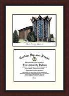 Valparaiso Crusaders Legacy Scholar Diploma Frame