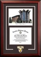 Valparaiso Crusaders Spirit Graduate Diploma Frame