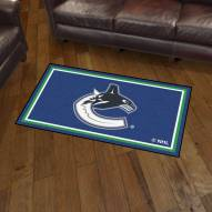Vancouver Canucks 3' x 5' Area Rug
