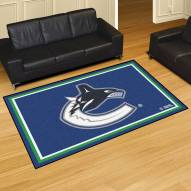 Vancouver Canucks 5' x 8' Area Rug